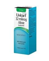 Bilde av Livicort nesespray 32mcg/dose