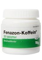 Bilde av Fenazon-Koffein Tabletter