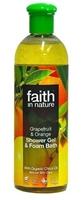 Bilde av Faith Grapefruit & Orange Shower Gel/Foam Bath