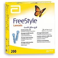 Bilde av Freestyle Lancet 28G 200stk