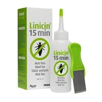 Bilde av Linicin 15Min Solution Mot Lus