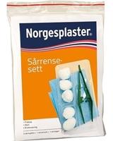 Bilde av Norgesplaster sårrensesett