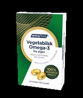 Bilde av Nycoplus vegetabil omega-3 alger